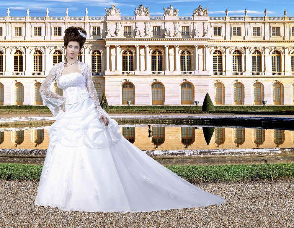 Klassieke Trouwjurken Bruidsboetiek Silvie Verhuur